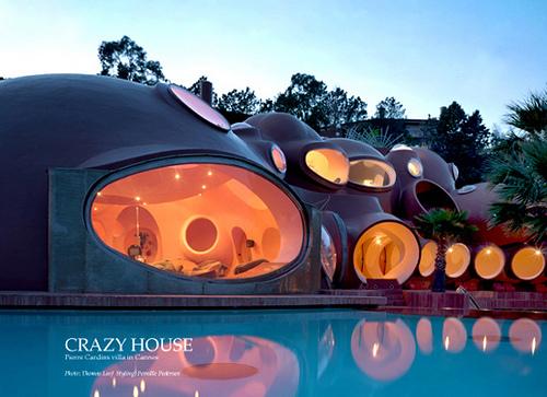 Antti Lovag Bubble House